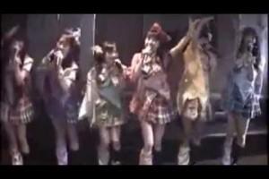 百田夏菜子【エビ反りジャンプ108連発!!!】